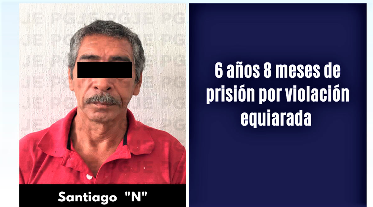 Sentencian a violador a 6 años 9 meses en Los Cabos
