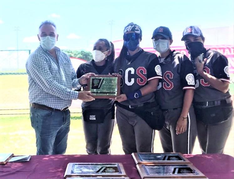 Obtuvo BCS el tercer lugar en el nacional femenil de beisbol