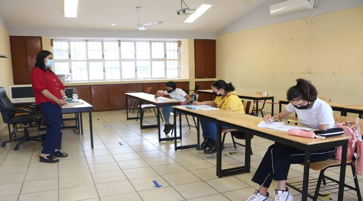 Han retornado a clases presenciales más de 4 mil estudiantes de nivel básico en BCS