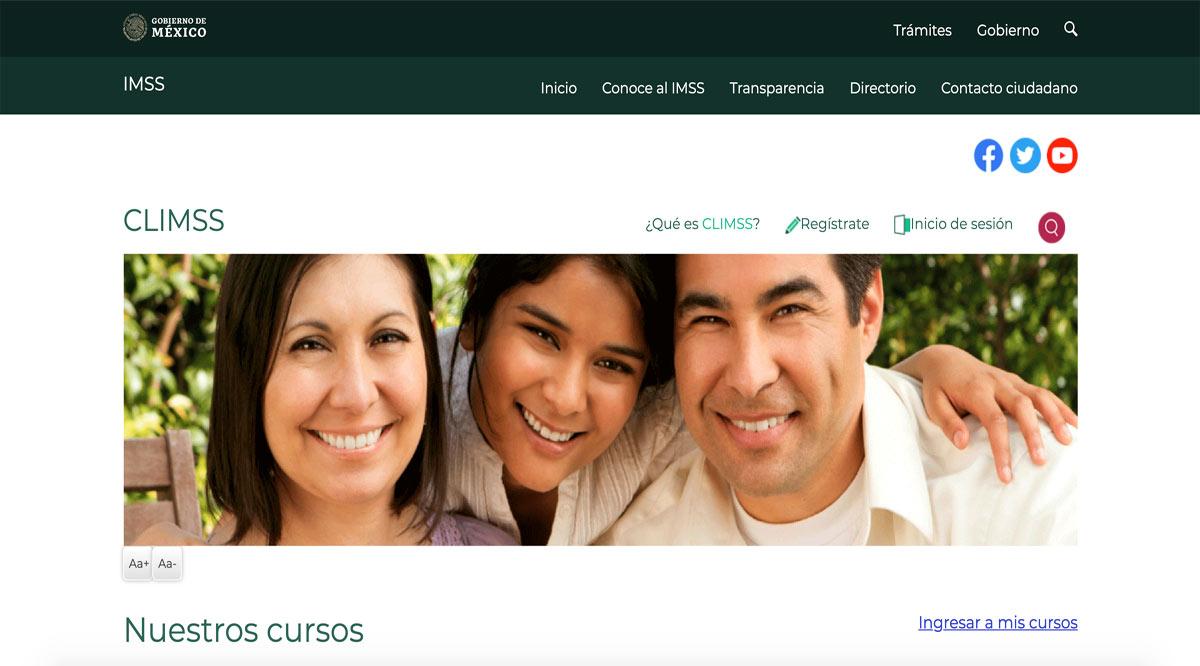 Ofrece el IMSS diversos cursos en línea de manera gratuita