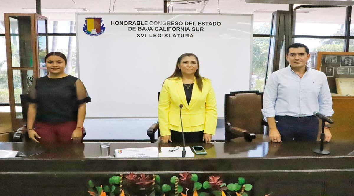 Instalaron Comité de Transparencia y Anticorrupción en el Congreso de BCS