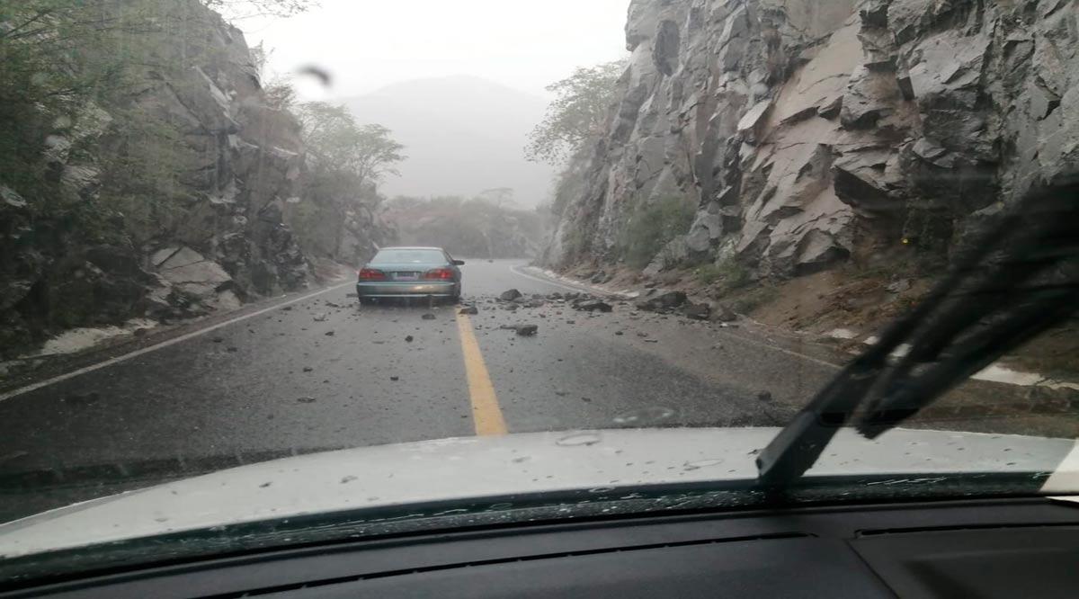 """Lluvias torrenciales y tormentas eléctricas dejaría """"Olaf"""" en BCS"""