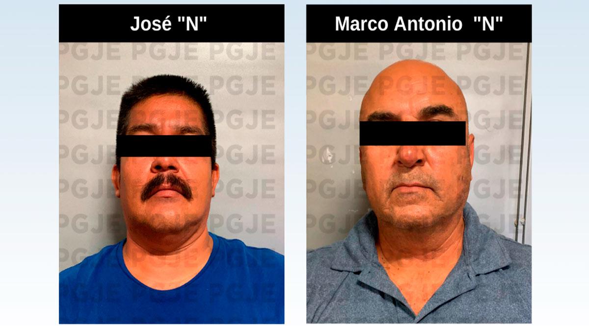 Vinculados a proceso 3 imputados por robo con violencia en Todos Santos