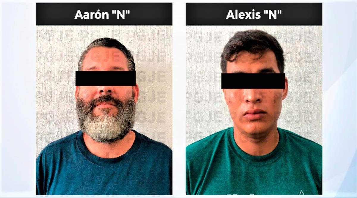 Aprehenden a dos sujetos por diversos delitos en Los Cabos