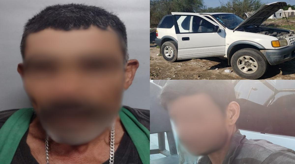 Detienen a 2 sujetos en La Paz