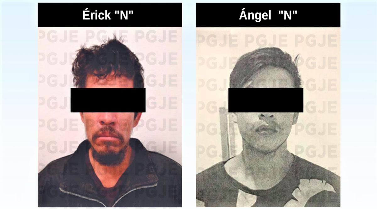 Sentencian a par de sujetos a 5 años y 4 meses por robo calificado en La Paz