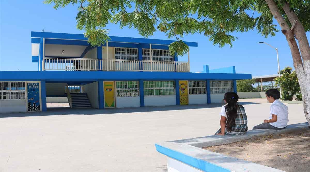 A mediados de octubre quedarían listas en BCS las 588 escuelas de nivel básico: ISIFE
