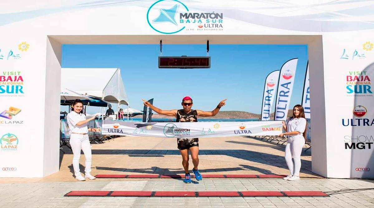 Participará Horacio López en el Maratón de Boston