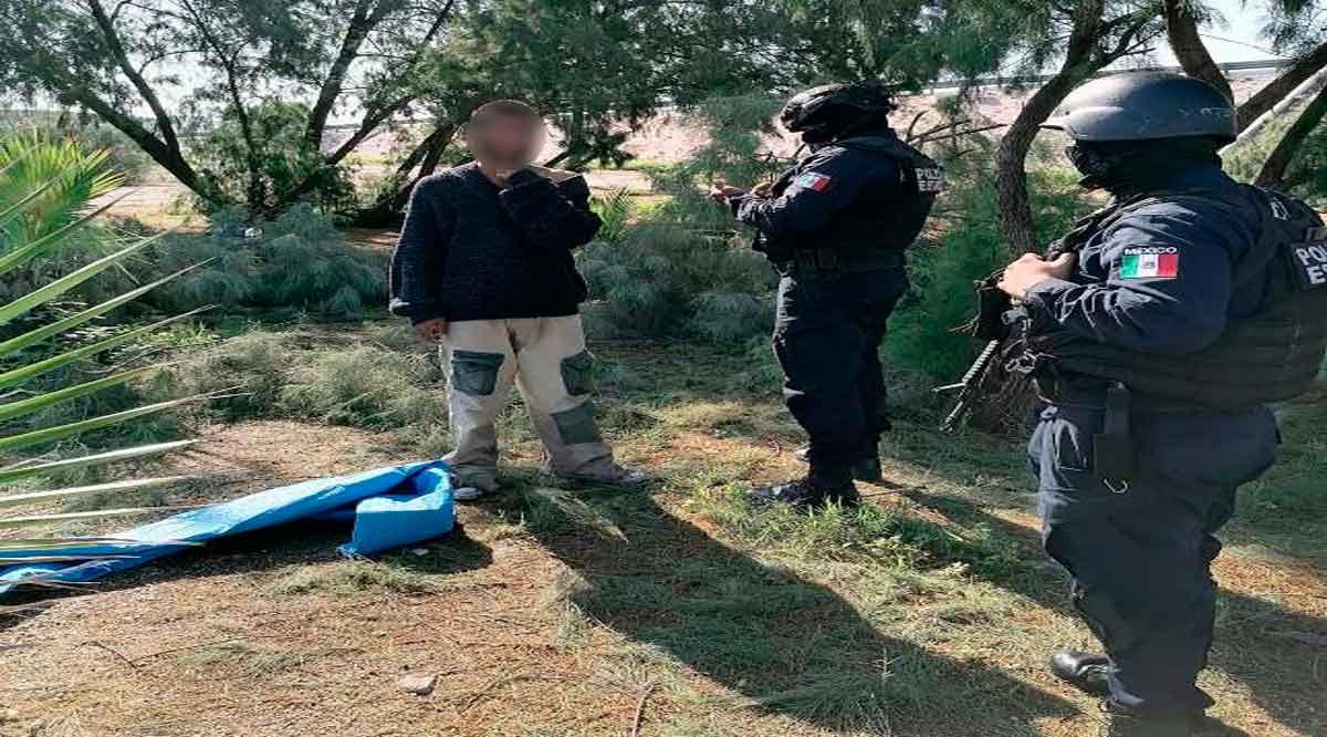 Localizan en La Paz a persona reportada como desaparecida en Veracruz