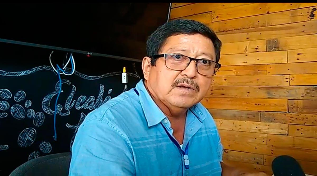 """""""Hay consigna para que no se me haga justicia"""": Martín Valtierra"""