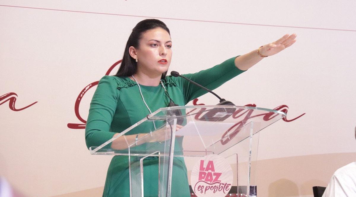 Anuncia Milena Quiroga el inicio de una auditoría en el Ayuntamiento de La Paz