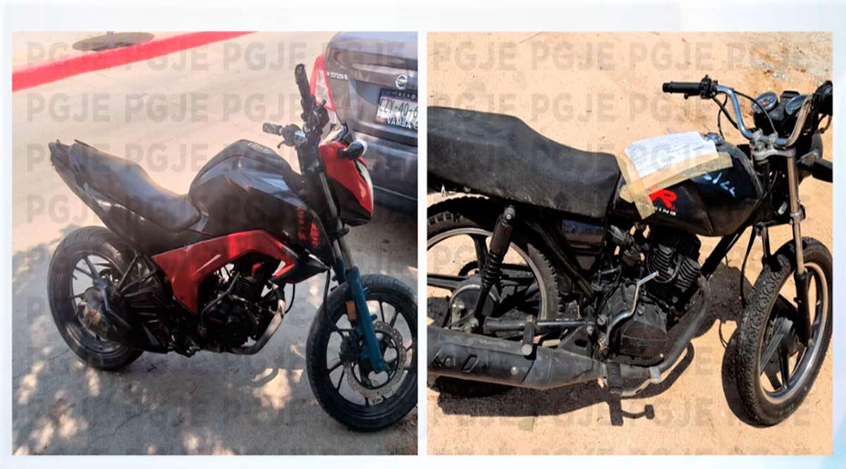 Localizan par de motocicletas robadas en Los Cabos