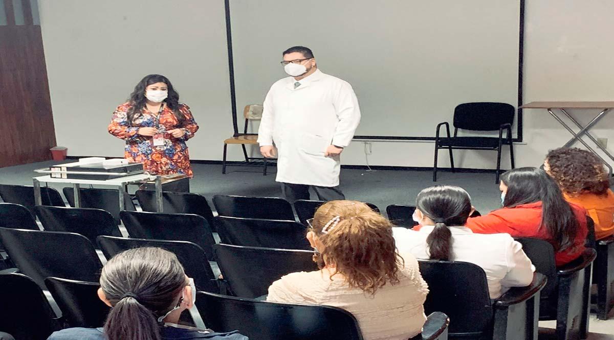 Nombran a Néstor Geraldo como Director de la Clínica de Medicina Familiar del Issste en La Paz