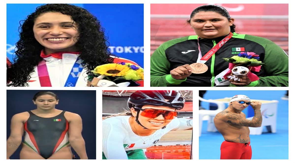 Dos medallas de bronce lograron deportistas de BCS en Tokio 2020
