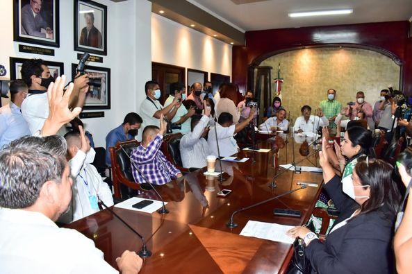 Dio a conocer el Alcalde de Los Cabos a los integrantes de su gabinete