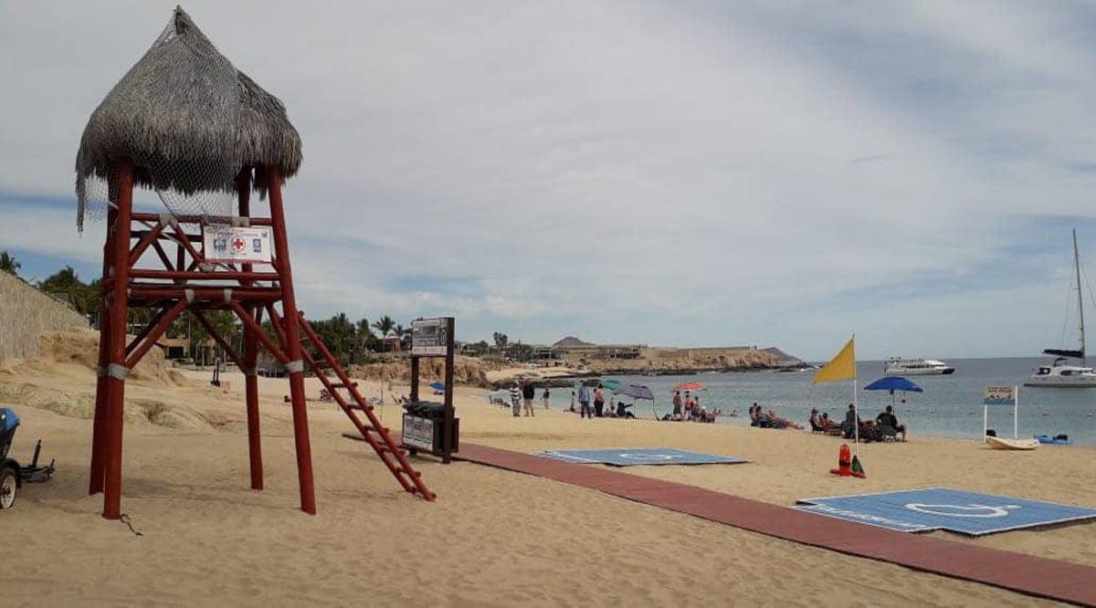 Sin restricciones abren todas las playas de Los Cabos
