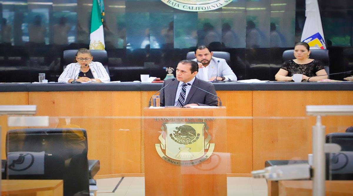 Ratifica Congreso de BCS nombramientos de Procurador y Contralora del Estado