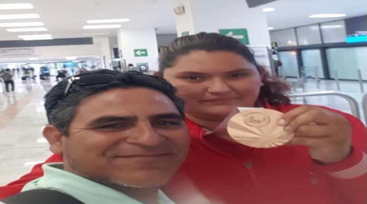 """""""Valió la pena todo el sacrificio"""": Rosa Carolina Castro"""