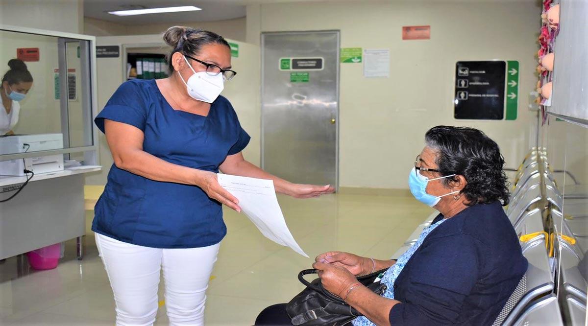 Realizará el IMSS jornadas de detección oportuna de cáncer de mama y cervicouterino en BCS