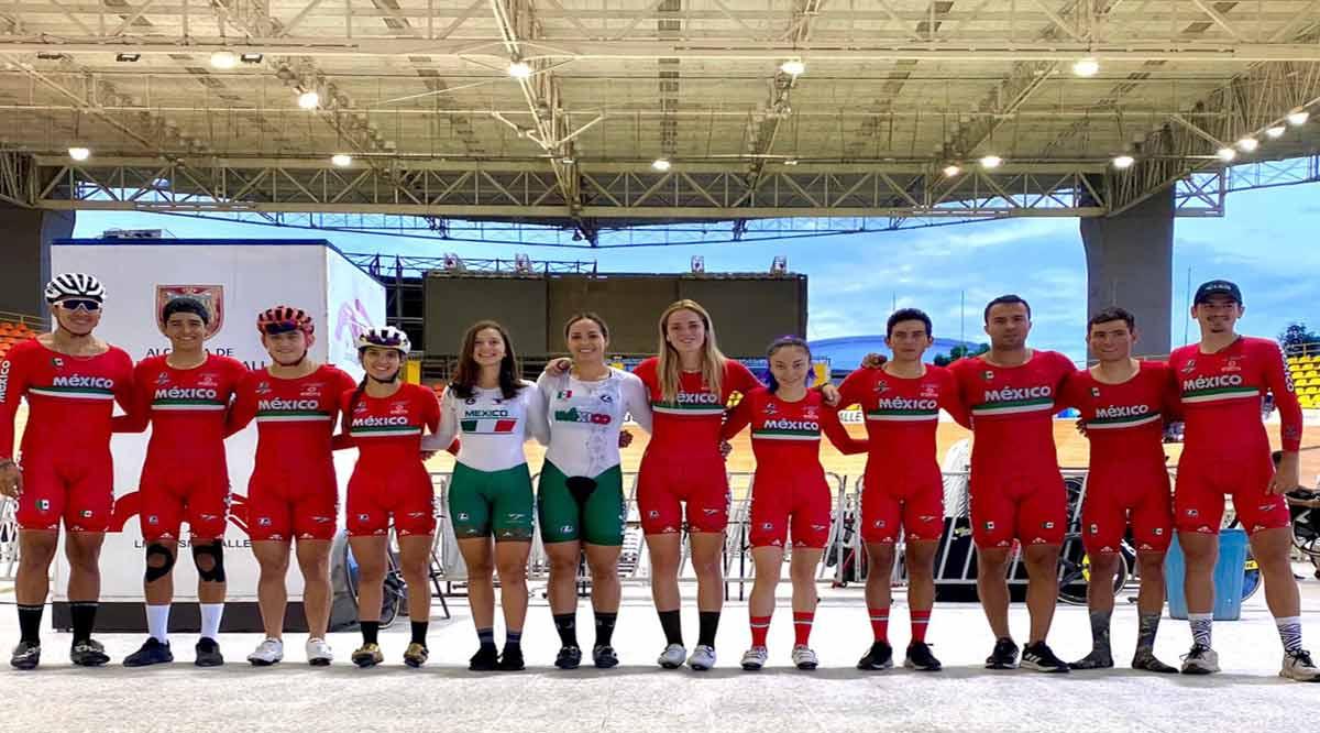 Entrenan ciclistas en Colombia para su debut en Copa de Naciones