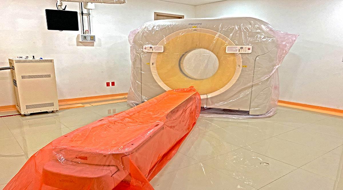 Se han realizado más de 180 estudios en el nuevo tomógrafo del Hospital General de CSL