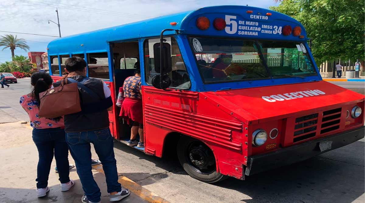 No había considerado la SSA protección en el transporte público ante la pandemia en BCS