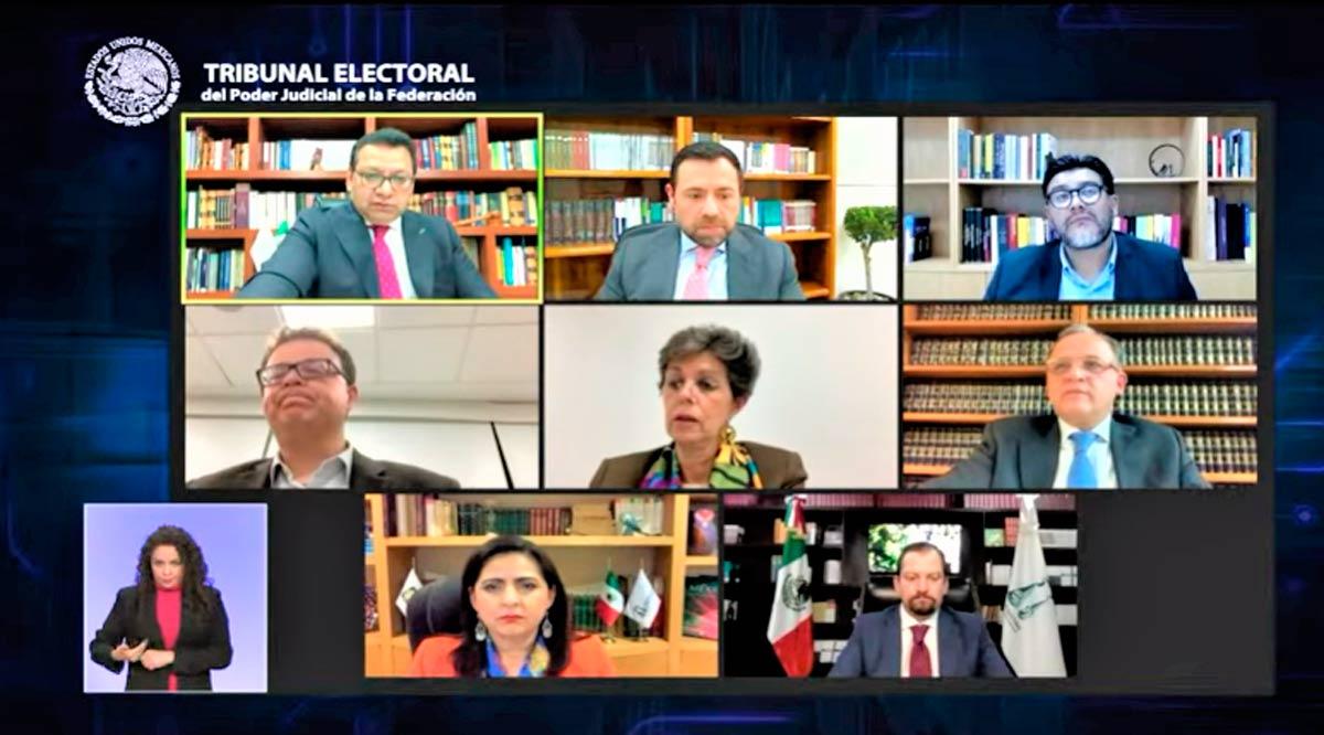 Ratificó Sala Superior del TEPJF diputaciones de Armando Martínez y Rigo Mares