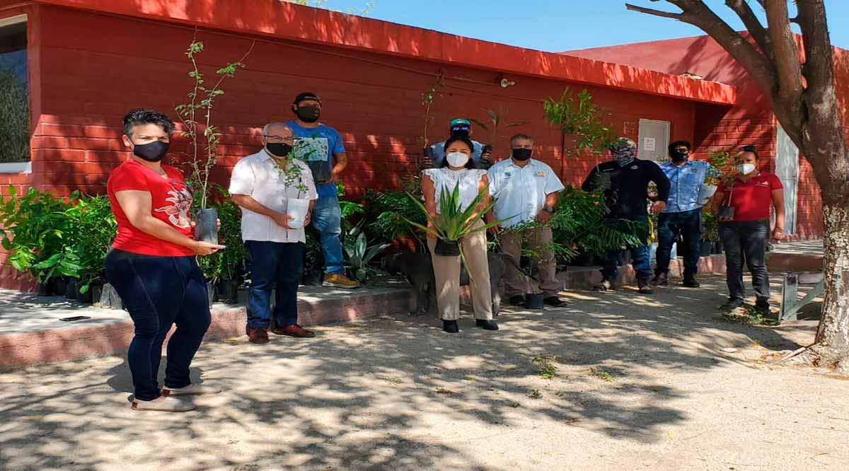 """Pone en marcha la UABCS en Los Cabos el programa """"Campus Verde"""""""