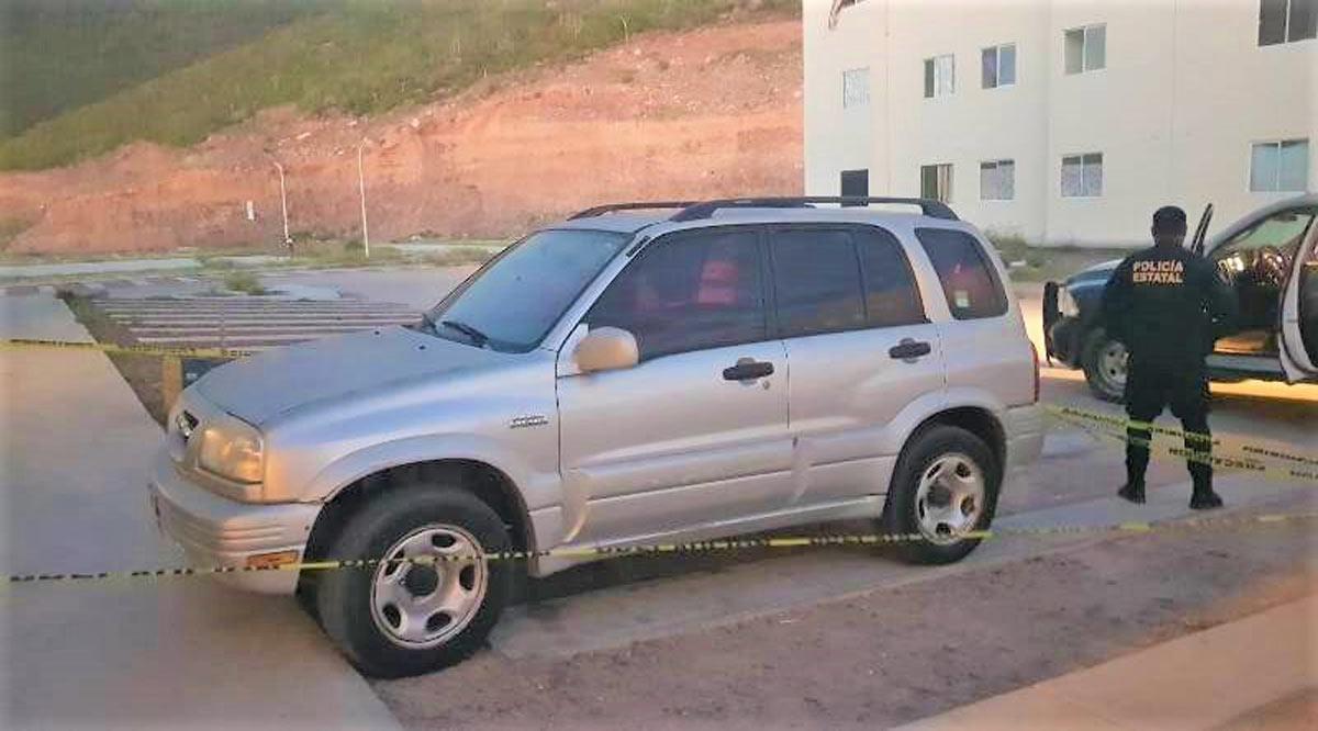 Detienen a un sujeto y localizan un vehículo en La Paz