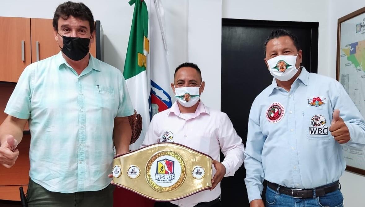 Pelearán boxeadores por el cinturón #BCSnosUNE