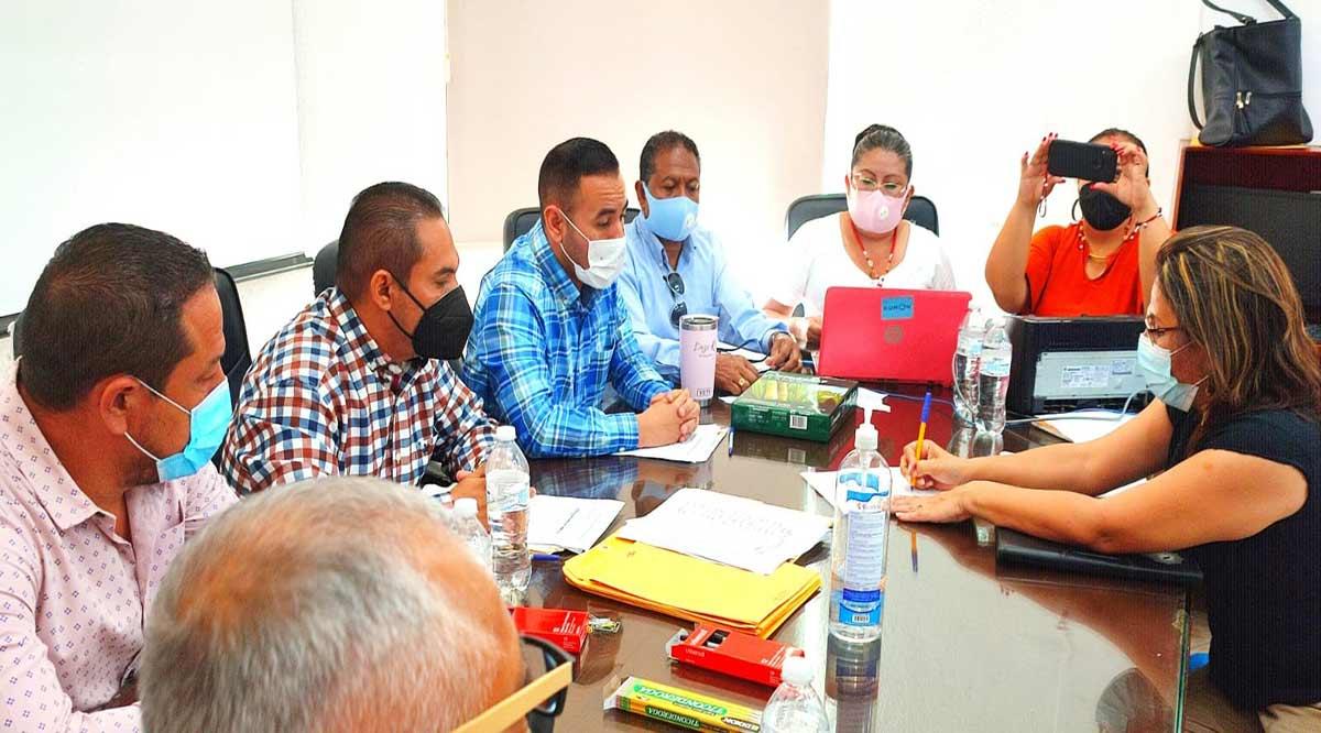 Disputarán 11 candidatos la Delegación de CSL