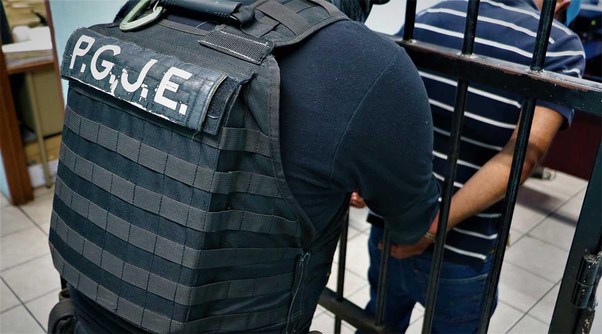 Sentenciado a 7 años de prisión por violencia y robo en La Paz