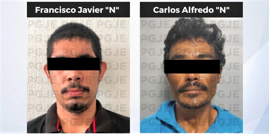 Aprehenden a 2 sujetos por robo de vehículo en La Paz y Los Cabos