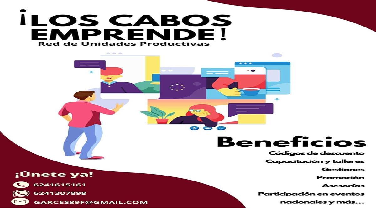 """Promueve Ayuntamiento su programa """"Los Cabos Emprende"""""""
