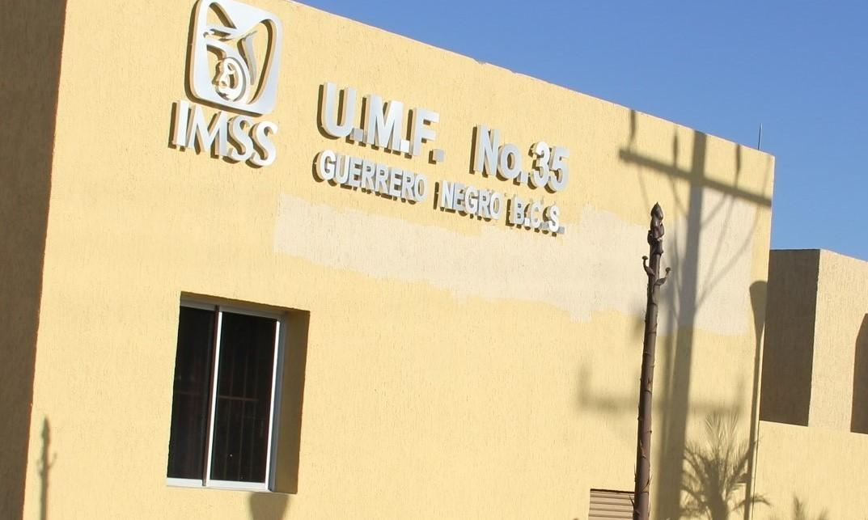 Realizará el IMSS una Feria de Salud por la Mujer en Guerrero Negro