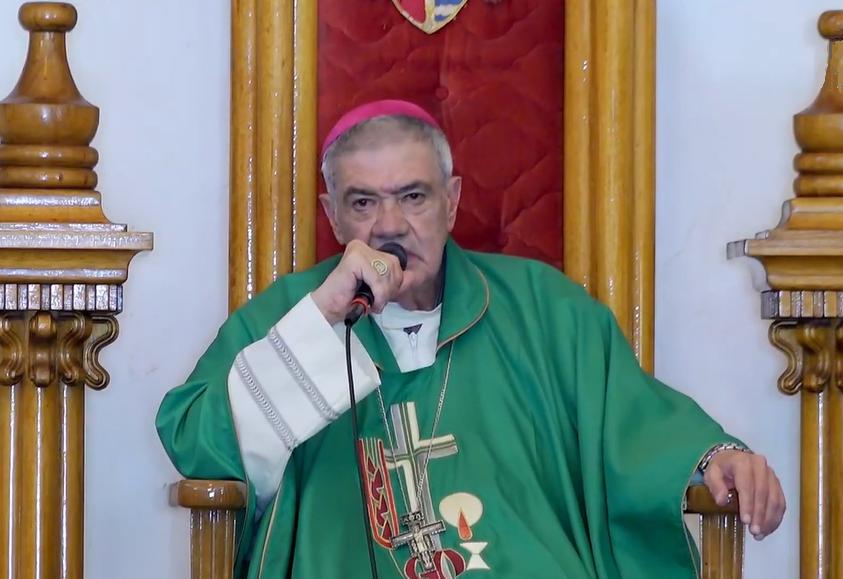 """""""No debe aprobarse a lo bruto el aborto generalizado"""": Obispo"""