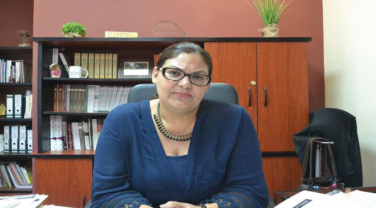 Asegura Rebeca Barrera que cumple con requisitos para aspirar a ser Magistrada del TSJ