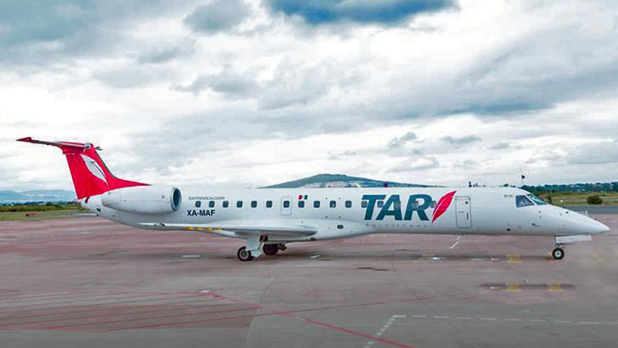 Abrirán nuevas rutas aéreas que conectará a La Paz con Culiacán y Puerto Vallarta