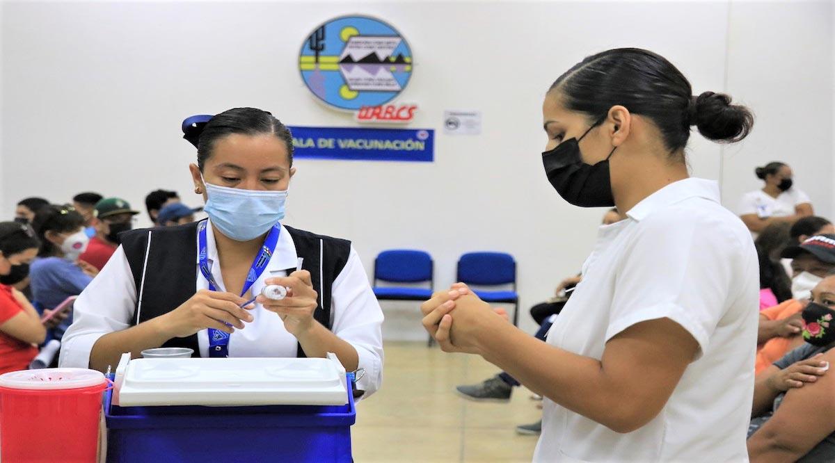 El 86% de la población de BCS se ha vacunado contra el Covid-19