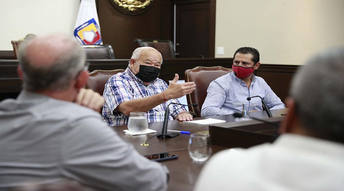 Confirma Gobernador compromiso de mantener diálogo abierto con empresarios