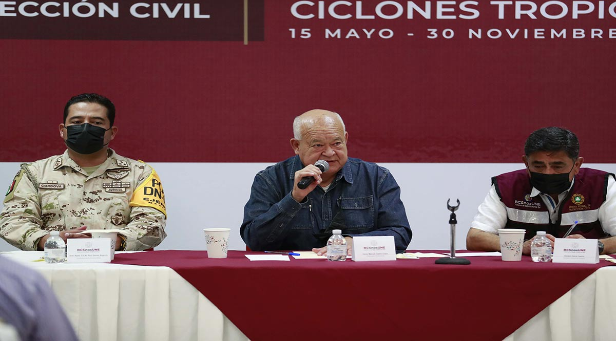 Suspendidas las clases en La Paz y Los Cabos