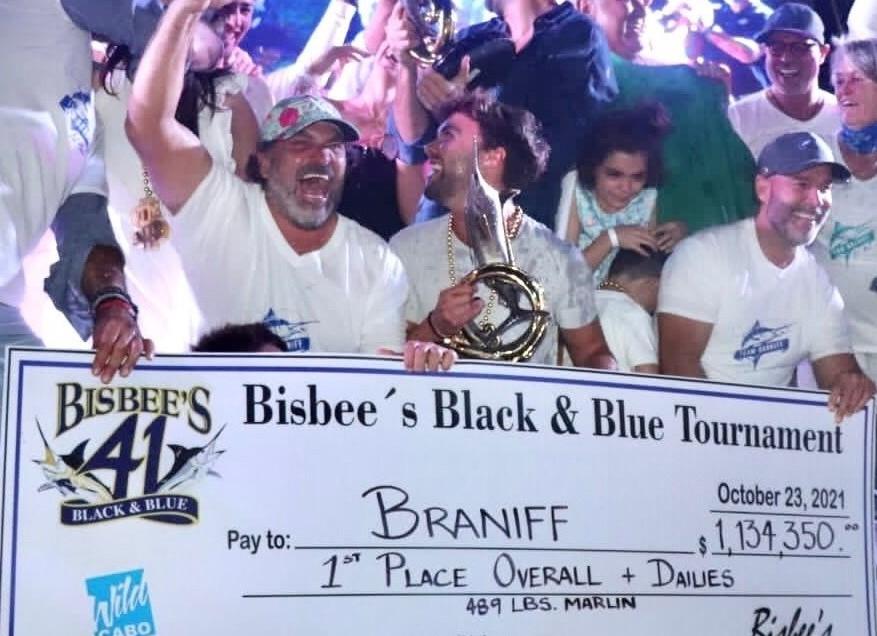 Concluyó Torneo de Pesca Bisbee's con entrega de premios